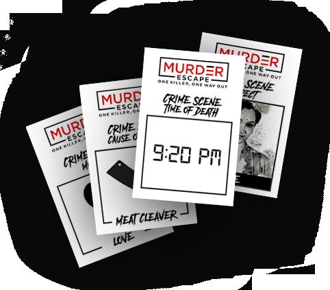 Escape Room Tulsa Murder Escape Is The 1 New Escape Game In Tulsa